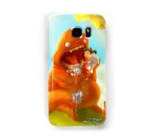 Brush Your Teeth! Samsung Galaxy Case/Skin