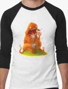 Brush Your Teeth! Men's Baseball ¾ T-Shirt