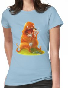 Brush Your Teeth! Womens Fitted T-Shirt