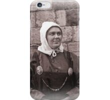 Viking in York #64, Hannah Bridgeman iPhone Case/Skin