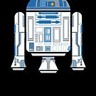 R2-D2 Android by DomCowles12