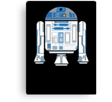 R2-D2 Android Canvas Print