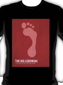 The Big Lebowski minimalist print T-Shirt