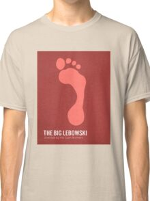 The Big Lebowski minimalist print Classic T-Shirt