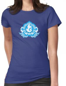 Kali River Rapids Womens Fitted T-Shirt