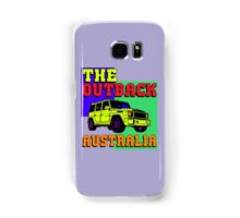 THE OUTBACK Samsung Galaxy Case/Skin