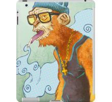 Monkey Smoke iPad Case/Skin
