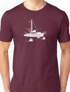 Jaws - Orca with Barrels Unisex T-Shirt