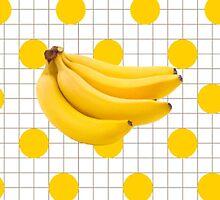 Banana Grid by FrootShop