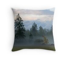 """""""Late Afternoon"""" Throw Pillow"""