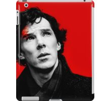 BBC Sherlock - Red iPad Case/Skin