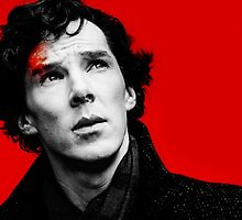 BBC Sherlock - Red by Starforest