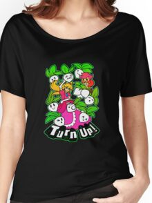 Turn Up! Women's Relaxed Fit T-Shirt