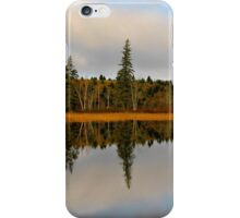 Looking Glass Lake iPhone Case/Skin
