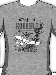 A Cursed Night T-Shirt