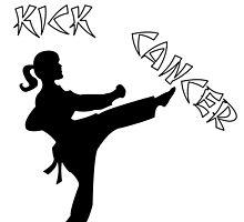 Kick Cancer by MommaJoan