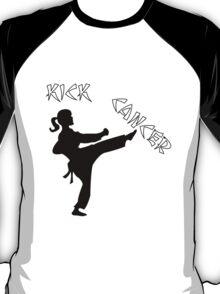 Kick Cancer T-Shirt