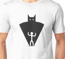 Batman Silhouette Bruce Wayne Unisex T-Shirt