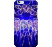 Marbled - Dancers iPhone Case/Skin