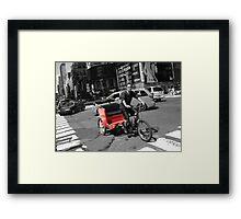 Nostalgic... Framed Print