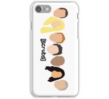 Scrub Heads iPhone Case/Skin