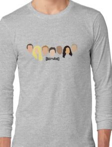 Scrub Heads Long Sleeve T-Shirt