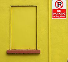 No Parking or Living by feldore