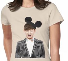 Eric Nam Womens Fitted T-Shirt