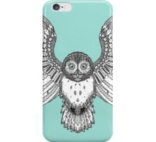Just Wing It iPhone Case/Skin