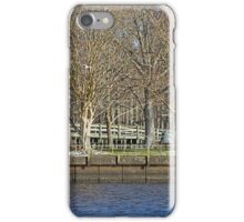 19 Degrees----and the Park is Empty!! iPhone Case/Skin