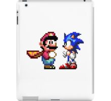 16-bit Rivals iPad Case/Skin
