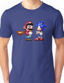 16-bit Rivals Unisex T-Shirt