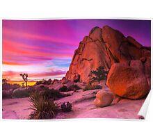 Last Nights Sunset 022015 Poster