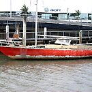 Random Boat by jaycee