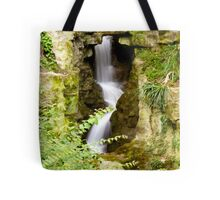 Waterfall in Paris Tote Bag