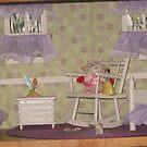 Bedroom by Retrodolls
