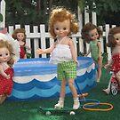 Summer Fun by Retrodolls