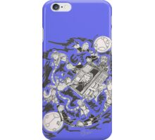 13 doctors lost alternative  iPhone Case/Skin