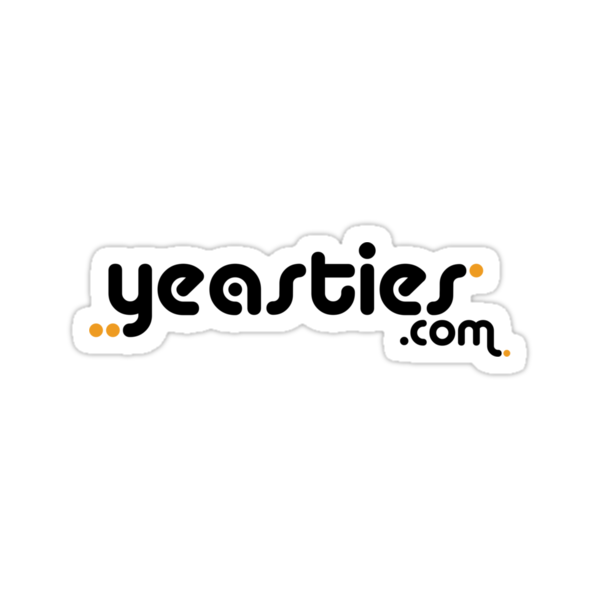 yeasties Sticker by yeasties