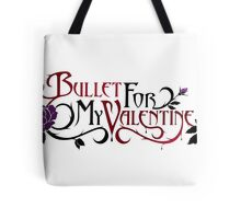 Bullet For My Valentine Tote Bag