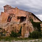 House of the rock-France-Agay by GOSIA GRZYBEK