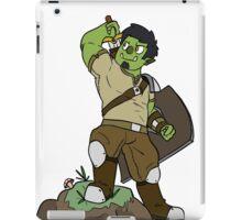 Orc Dork iPad Case/Skin