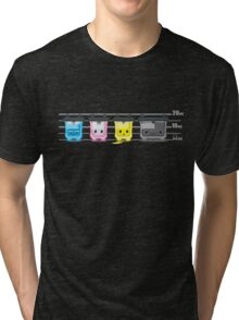 The Usual Suspects (Murder ink) Tri-blend T-Shirt
