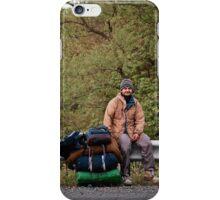 Hitch hiker iPhone Case/Skin