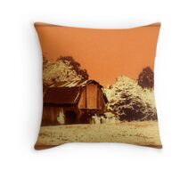 Fall Frosting Throw Pillow