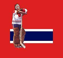 Ken Dryden - The Pose (red) Unisex T-Shirt