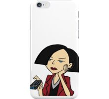 Bored Jane iPhone Case/Skin