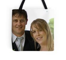 Cheryl & Terry ♥ 28th March 2008 Tote Bag