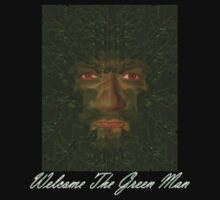 Welcome The Green Man (small) by TerraChild