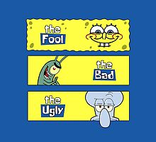The Fool, The Bad and The Ugly by LilloKaRillo